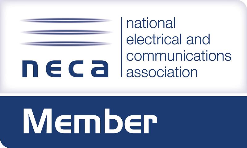 NECA member logo